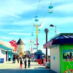 Photo taken at Santa Cruz Beach Boardwalk by Shelby B. on 12/1/2013