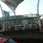 Photo taken at Broadmead Flag by Jon C. on 2/27/2013