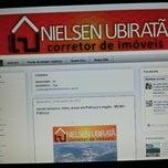 Photo taken at Ubiratan Imóveis by Ubiratan, Nielsen C. on 1/27/2014