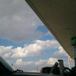 Photo taken at Gasolineria Cualli 5684 by Hal G. on 10/20/2012