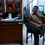 Photo taken at Fakultas Psikologi by Setiyo P. on 7/14/2014