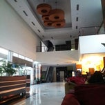 Photo taken at Hotel Menara Bahtera by Oly P. on 5/30/2013