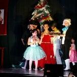 Photo taken at Auditorio Cecatur by David C. on 12/15/2014