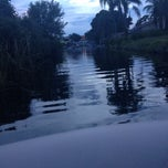 Photo taken at Lake Tarpon Resort by Eeryn F. on 10/5/2013