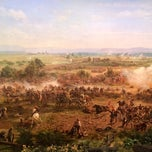 Photo taken at Gettysburg National Military Park Museum and Visitor Center by Cheryl H. on 5/11/2014
