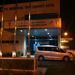 Photo taken at PT INDONESIA THAI SUMMIT AUTO - KIIC by ivan a. on 9/14/2013