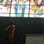 Foto tomada en Iglesia Parroquial La Medalla Milagrosa por H d. el 3/10/2013