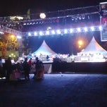 Photo taken at Semarang Nol Kilometer by Arief M. on 9/17/2014