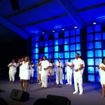 Photo taken at The Rock Church by Iva W. on 7/7/2013
