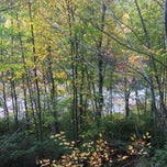Photo taken at Oswegatchie Hills Nature Preserve by Shannan D. on 10/12/2013