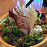 Photo taken at Croutons by Dan D. on 1/5/2014