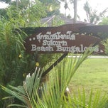 Photo taken at Sukorn Beach Bungalows Trang by Peter v. on 1/3/2015