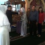Photo taken at Masjid Jami' Al-Baitul Amien Jember by Ayu w. on 10/9/2014