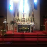 Photo taken at St. Thomas Episcopal Church by Melanie M. on 3/31/2013