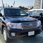 Photo taken at 愛知トヨタ自動車 豊田営業所 by nolookpassnge on 11/7/2014