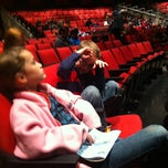 Photo taken at Thomas Jefferson Community Center & Theatre by Kate S. on 1/12/2013