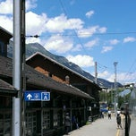 Photo taken at Gare SNCF de Modane by TTL on 6/16/2013