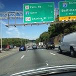 Photo taken at I-695 / I-83 / MD 25 interchange by Donte 💫✨✨✨✨ on 9/20/2012