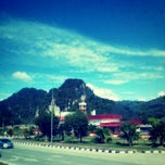 Photo taken at Gua Musang by Ery R. on 12/8/2012