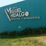 Photo taken at Delegación Miguel Hidalgo by Rubén C. on 1/31/2013