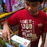 Photo taken at Brickboy Toys by Adzua Y. on 11/10/2012