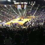 Photo taken at Bramlage Coliseum by Rob R. on 11/18/2012