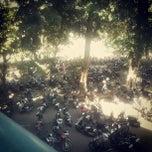 Photo taken at Fakultas Keguruan dan Ilmu Pendidikan (FKIP) by Aditya Alvyandana S. on 6/20/2013