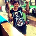 Photo taken at Pondok Labu by Lau T. on 10/5/2014
