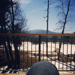 Photo taken at The Waynesville Inn Golf Resort & Spa by Mike G. on 2/16/2014