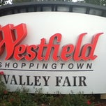 Photo taken at Westfield Valley Fair by Alan W. on 4/26/2012