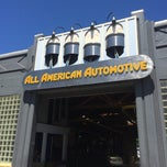 Photo taken at All American Automotive by Rick C. on 6/24/2014
