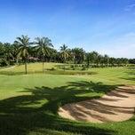 Photo taken at Bukit Jawi Golf Resort by Nur Hafizah A. on 12/19/2014