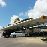 Photo taken at SONIC Drive In by Cheeon Y. on 10/3/2013