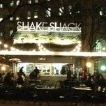 Photo taken at Shake Shack by Kelsey S. on 1/18/2013