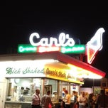 Photo taken at Carl's Ice Cream by Alice Y. on 5/28/2012