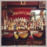 Foto tirada no(a) Hobson's Choice por Devon A. em 2/16/2013