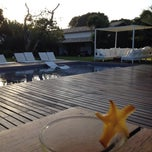 Photo taken at Serena Boutique Resort by Marcelo G. on 9/12/2014