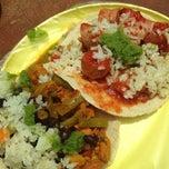 Photo taken at El Gran Gus (Tacos) by M J. on 7/25/2014