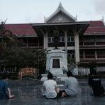 Photo taken at โรงเรียนเบญจมเทพอุทิศจังหวัดเพชรบุรี (Benchamatheputit Phetchaburi School) by Na-Oei D. on 3/6/2015