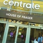 Photo taken at Centrale Shopping Centre by Dayne G. on 7/8/2013