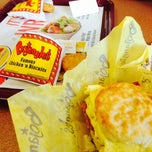 Photo taken at Bojangles' Famous Chicken 'n Biscuits by Lisa R. on 12/23/2014