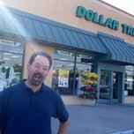Photo taken at Dollar Tree by Jean M. on 9/8/2013