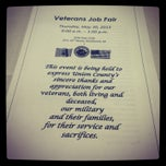Photo taken at VFW Hall of Kenilworth by Grace H. on 5/30/2013