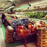 Photo taken at Associated Supermarket by YGQ 7. on 12/7/2013