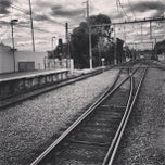 Photo taken at Ringwood Station by Lee A. on 4/1/2013