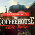 Photo taken at Cherrywood Coffeehouse by Marta T. on 1/20/2013