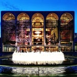 Photo taken at Lincoln Center Plaza (Josie Robertson Plaza) by Clay F. on 3/11/2013