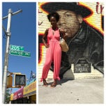 Photo taken at RUN DMC JMJ Way by Abiola A. on 6/20/2013