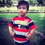 Photo taken at Toddler, PG, TK, SD Cahaya Nur by Lina L. on 10/18/2013