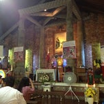 Photo taken at St. Peter's Parish Cavite by Ace D. on 10/21/2012